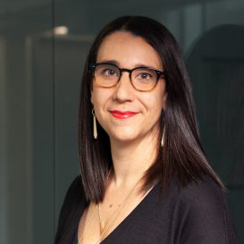Photo of Professor Anne McGuire